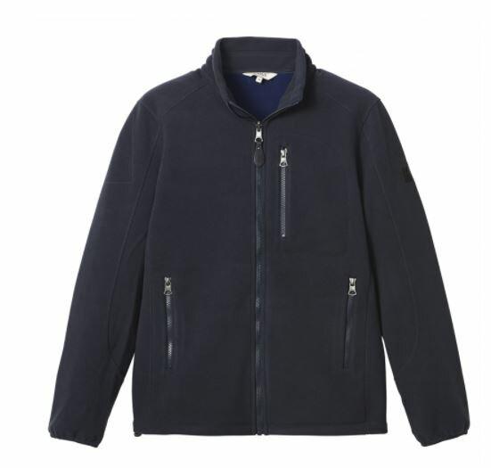【鄉野情戶外專業】 AIGLE |法國| WINDSTOPPER防風刷毛外套 保暖外套 男款/AG-7F127