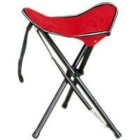 新手露營用品推薦到【【蘋果戶外】】Go Sport 50910 鋁製三腳棒棒椅