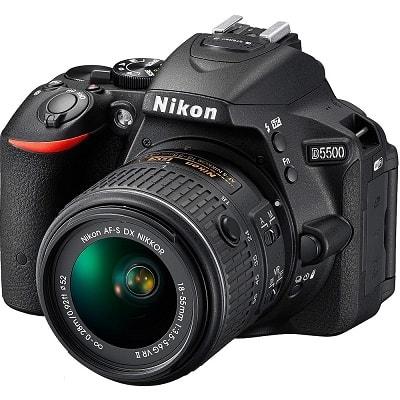 【純米小舖】Nikon D5500 18-55mm 數位單眼相機 (公司貨)