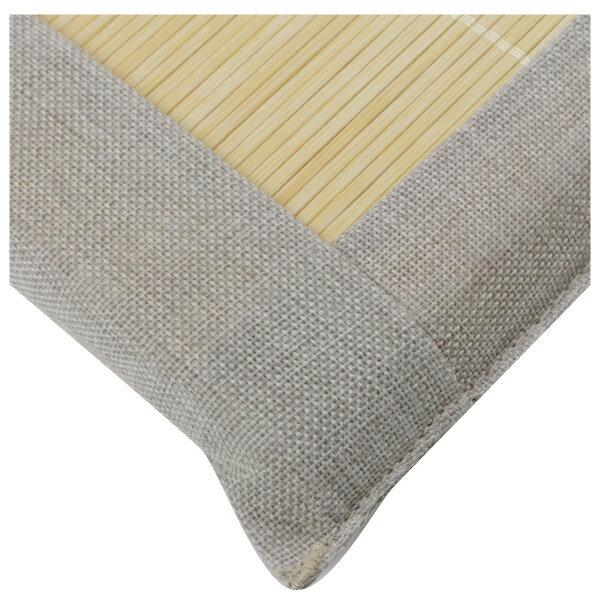 竹製方形小坐墊 TYLER Q 19 NITORI宜得利家居 6
