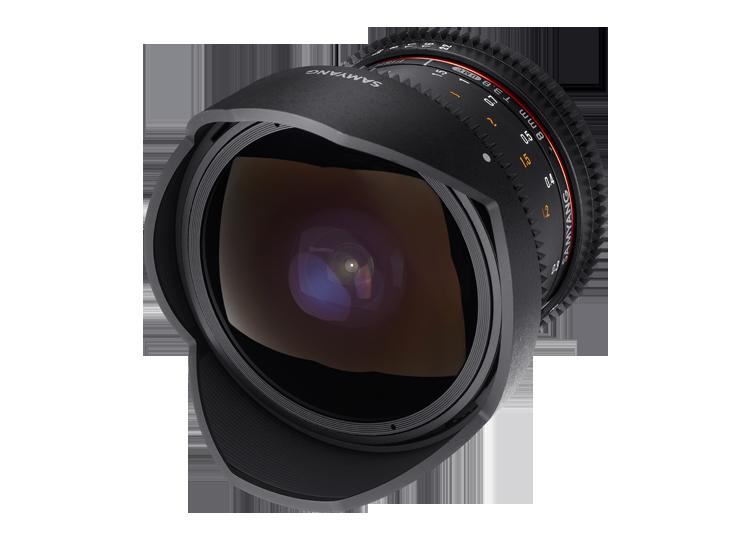 Samyang鏡頭專賣店: 8mm/T3.8 Fisheye for Canon EOS(微電影 魚眼 5D 5D2 5D3 6D 7D 1D4) (二個月保固)