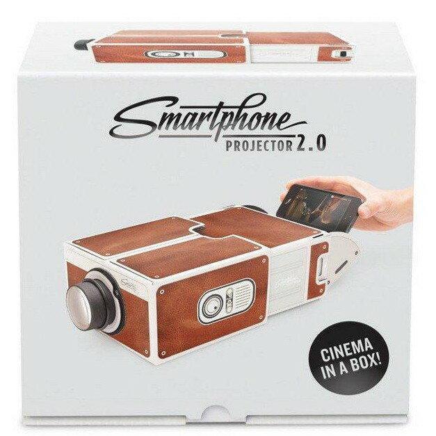 新二代手機投影儀機型智能免安裝版 小型家庭娛樂 手機投影機 投影器DIGITAL INTERNATIONAL 1026劉