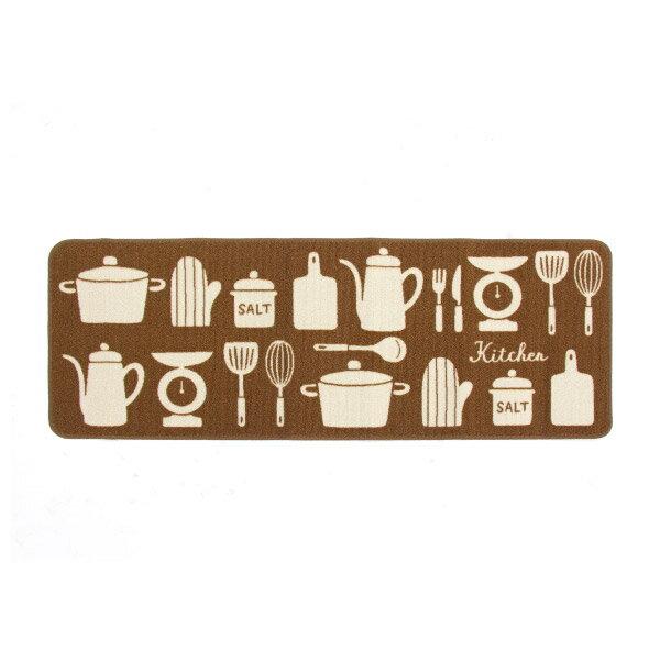 廚房地墊 N KITTLE2 BR 45×180 NITORI宜得利家居 1