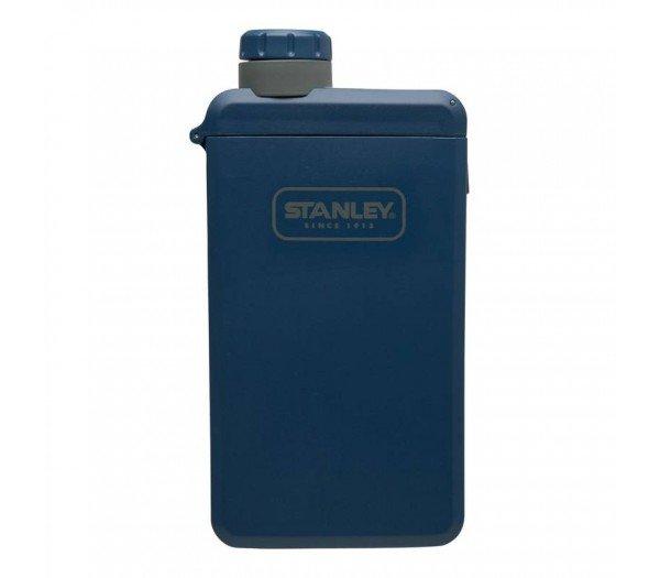 【鄉野情戶外專業】 Stanley |美國| 冒險系列環保酒壺-藍 10-01359