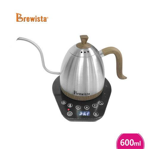【BREWISTA】Artisan細長嘴可調溫不銹鋼電水壺600ml