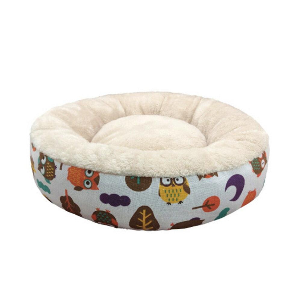 【雙12 SUPER SALE整點特賣12 / 2 15:00】《寵物睡床》狗腳印溫暖寵物床窩(2色) / 貓窩貓床 / 狗窩狗床 / 寵物床墊 2