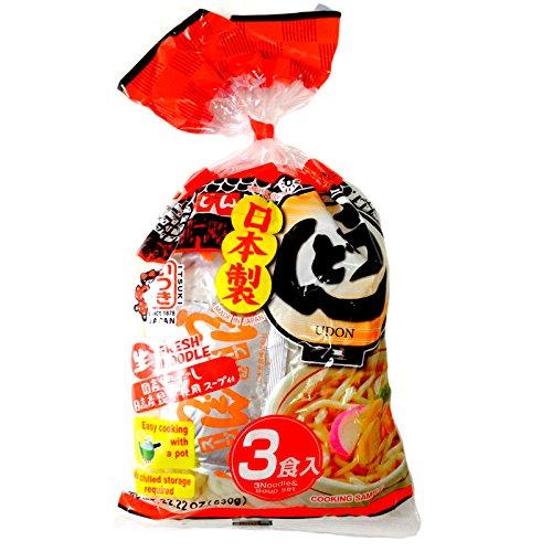 炒麵 五木烏龍麵 附湯 3食 218g