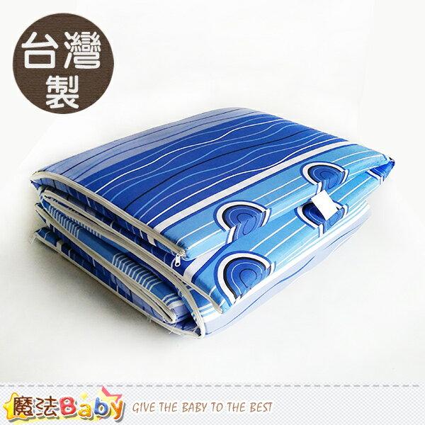 台灣製雙人5x6尺透氣床墊魔法baby~u3117