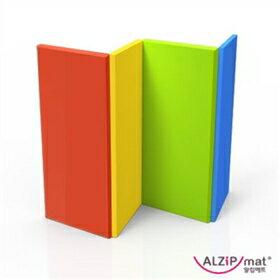 韓國【Alzipmat】繽紛遊戲墊-淘氣色系 (SE)(160x130x4cm) 0
