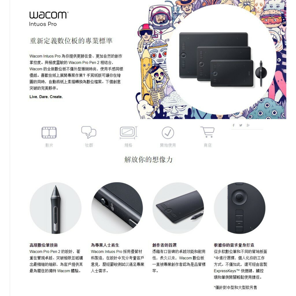 【eYe攝影】現貨 Wacom Intuos Pro PTH-460 PTH-660 專業版 繪圖板 電繪板 手繪板