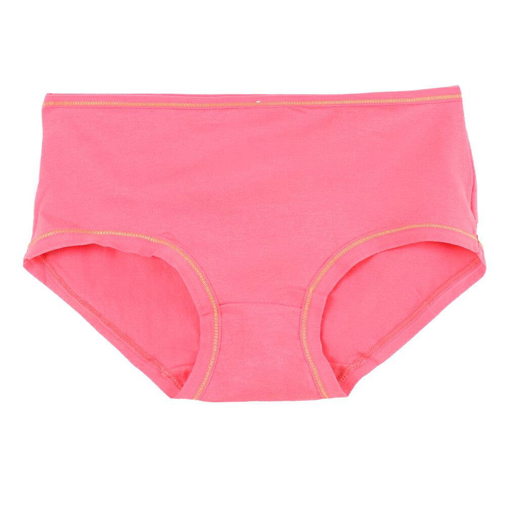 3件199免運【夢蒂兒】棉質單純少女三角褲3件組(隨機色) 2
