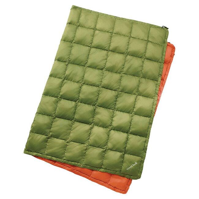 【鄉野情戶外專業】mont-bell |日本|多用途羽絨毯/蓋毯 羽絨毯子/ 1124593