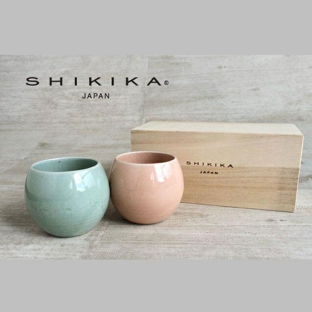 日本製 美濃燒 煎茶禮盒杯組 (二杯組) 270ml 現貨 - 限時優惠好康折扣
