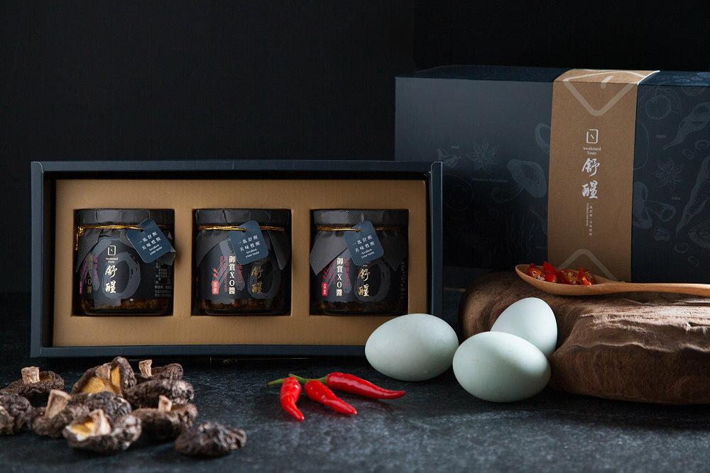 日舒醒 - XO醬禮盒(一盒3入)