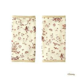 日本 Hoppetta 米奇蘑菇森林揹巾口水巾