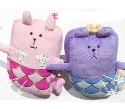 【五折】宇宙人 限量 美人魚娃娃 絨毛玩偶 Mermaid craftholic 日本正版 該該貝比日本精品 ☆