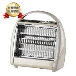 風騰 手提式電暖器 雙石英管 FT-888/ FT-666