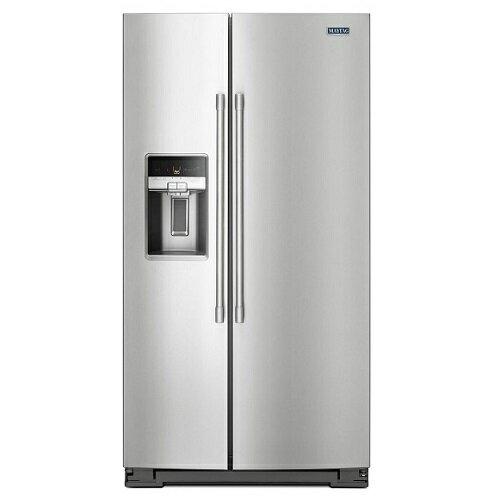 MAYTAG美泰克MSS26C6MFZ對開門冰箱(外製冰)(755L)