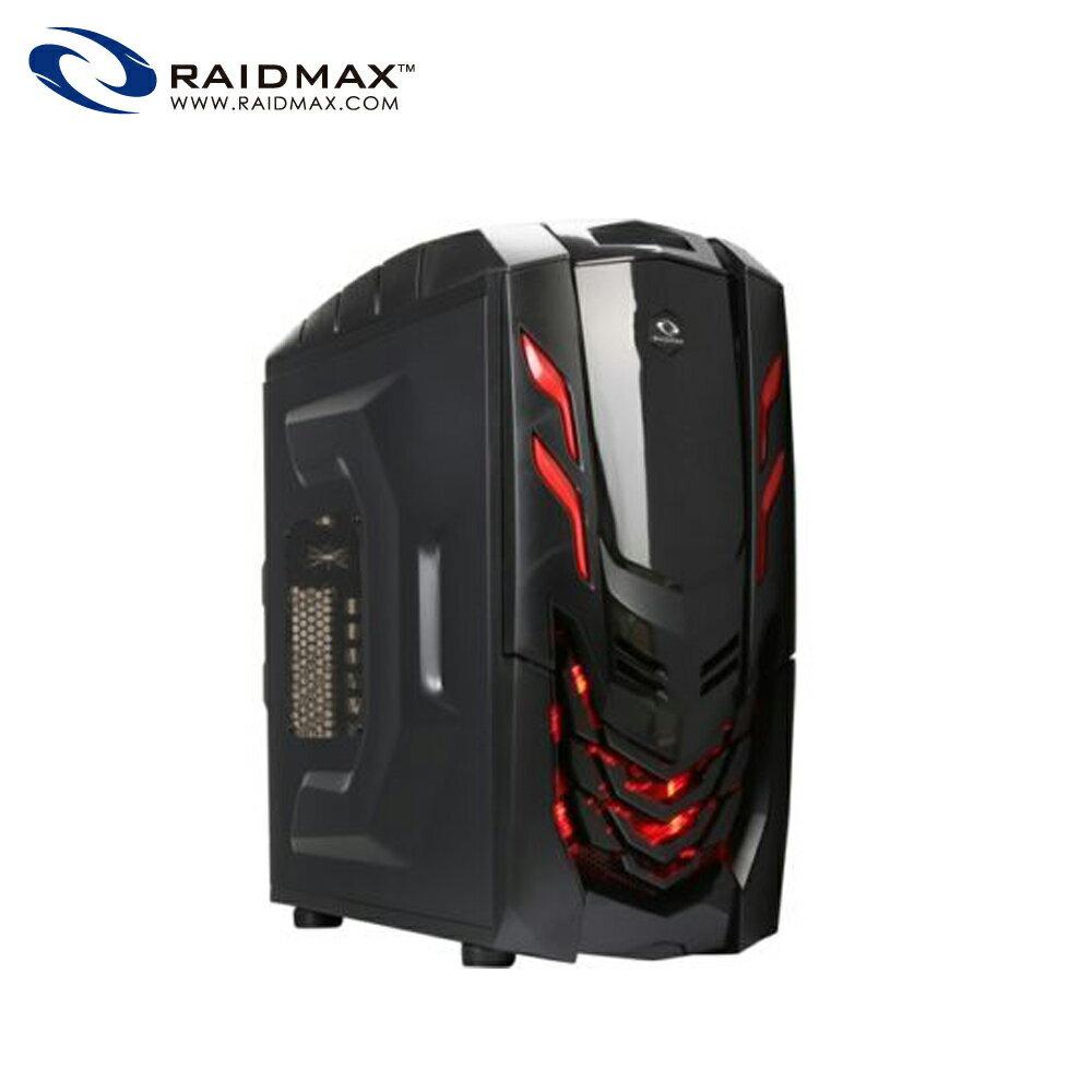 【迪特軍3C】VIPER GX 512 黑紅 電腦機殼 電競 支援415mmVGA顯示卡 側透 USB 3.0