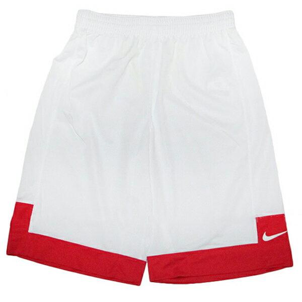 NIKE AS AP GEN GAME SHORT 16 男裝 短褲 籃球 單面穿 HBL 白 紅【運動世界】839437-101