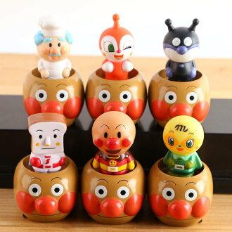 =優生活=日本anpanman麵包超人細菌超人 吐司超人 疊疊樂公仔玩具可爱玩偶公仔擺件 兒童玩具