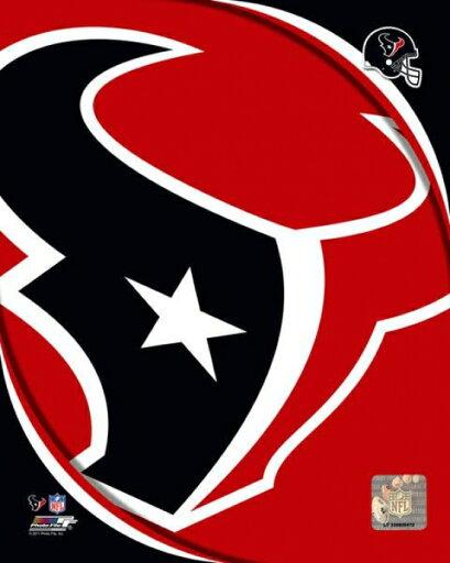 Houston Texans 2011 Logo Photo Print (20 x 24) b9726bb6c660ee232d796d3945818d3a