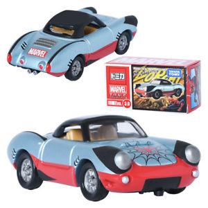 (卡司 正版現貨) TOMICA MARVEL 多美 漫威 小汽車 跑車 T.U.N.E  蜘蛛人 小車 收藏車