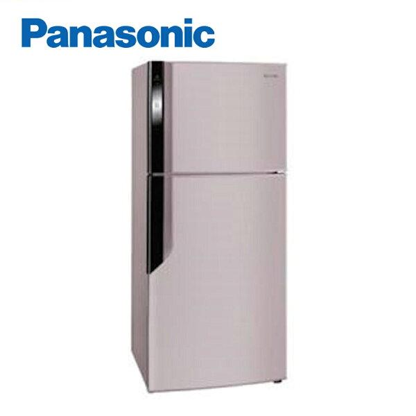 永佳電器:Panasonic國際牌422公升智慧節能變頻雙門冰箱NR-B426GV-P