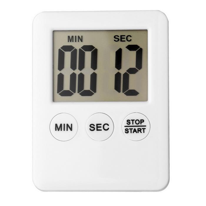 Digital LCD Timer Cooking Clock Alarm 2