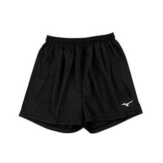 V2TB7A0909 (黑)高透氣吸汗快乾 男短版排球褲 【美津濃MIZUNO】