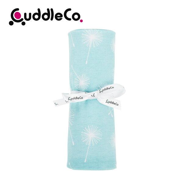 嬰兒被四季被蓋毯竹纖維蓋毯英國CuddleCo竹纖維寶寶四季毯90x70cm-薄荷點點