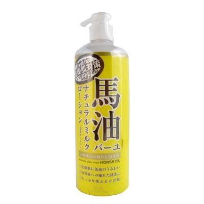馬油 柔膚保濕體乳 485ml