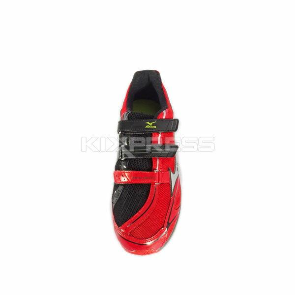 Mizuno Wave Idaten Dyna BT [J1GA148905] 女鞋 運動 走路 跑步 避震 美津濃 紅 3