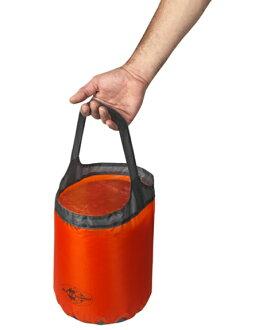 【鄉野情戶外專業】 Sea To Summit |澳洲| ULTRA-SIL® FOLDING BUCKET 超輕量可摺式水桶10L/提水袋/AUSFB10