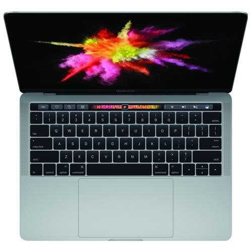 "Apple MacBook Pro MLVP2E/A 13.3"" LCD Notebook - Intel Core i5 Dual-core (2 Core) 2.90 GHz - 8 GB LPDDR3 - 256 GB SSD - Mac OS X 10.12 Sierra - 2560 x 1600 - In-plane Switching (IPS) Technology - Silver - Intel Iris Graphics 550 LPDDR3 - Bluetooth - Front"