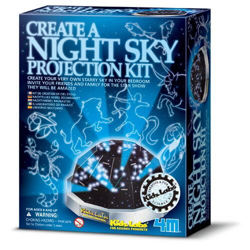 LOG樂格:【4M】創意星空CreateANightSkyProjectionKit