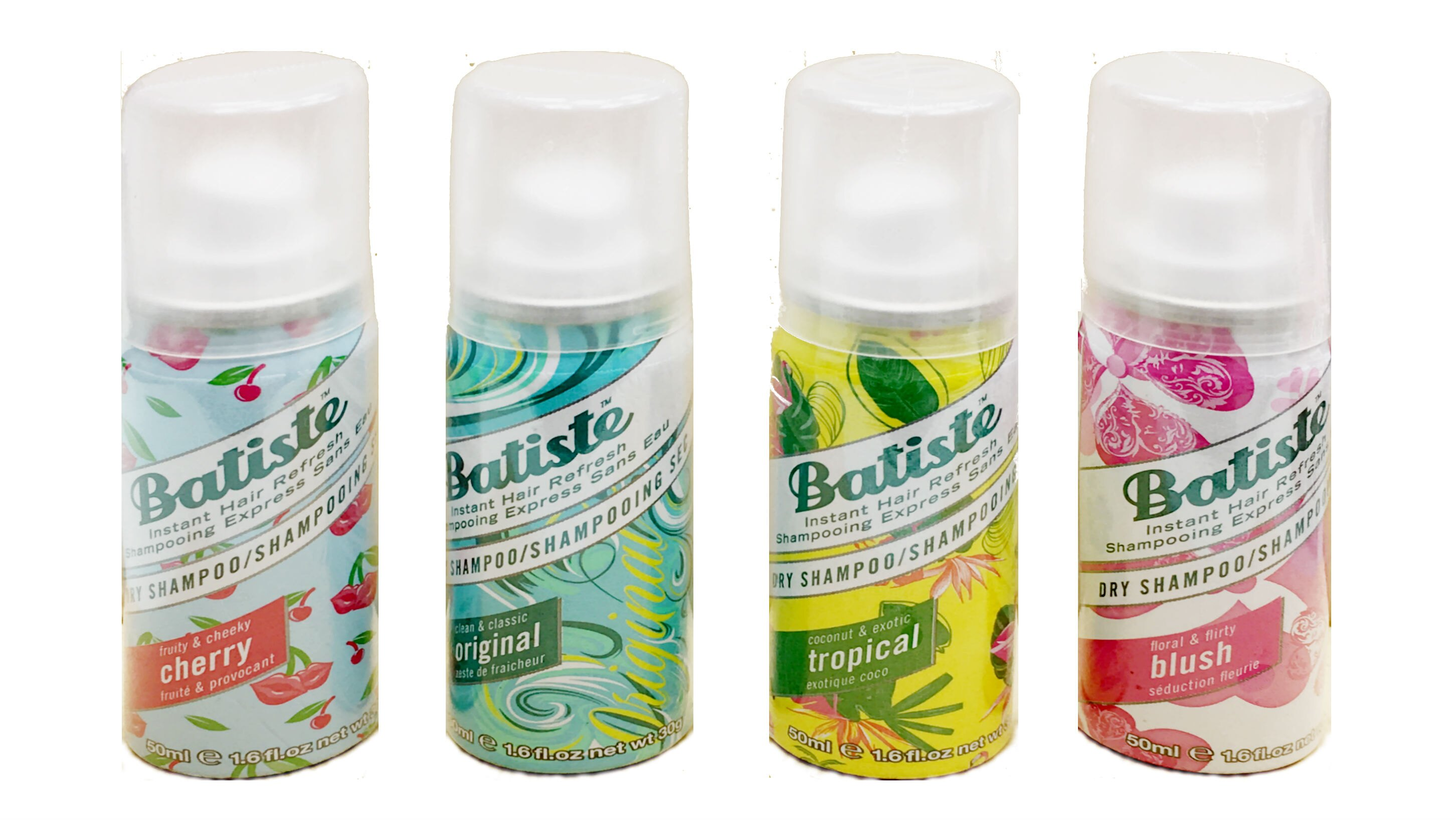 Batiste 秀髮乾洗噴劑 乾洗髮 乾洗頭 50ml  瓶◆德瑞健康家◆