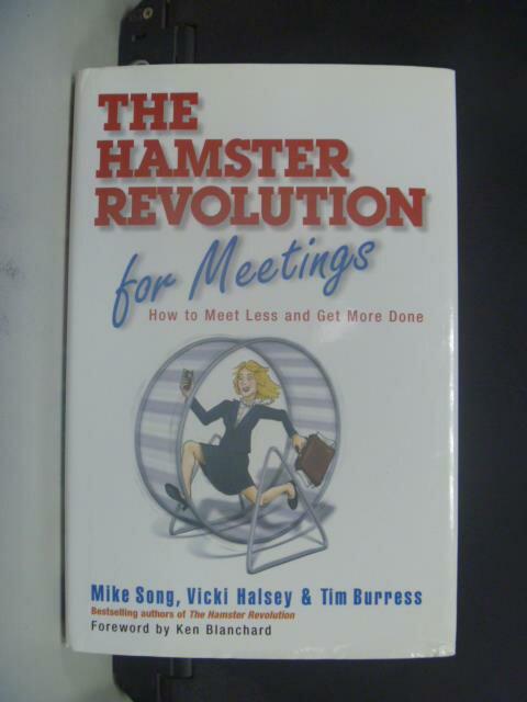 ~書寶 書T9/財經企管_GHO~The Hamster Revolution for M