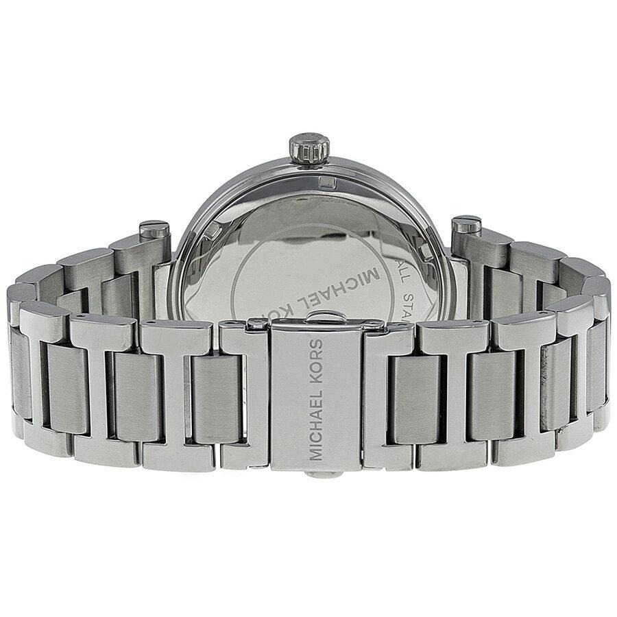 美國Outlet正品代購 MichaelKors MK 復古羅馬數字水鑽  陶瓷  三環 手錶 腕錶 MK5866 6