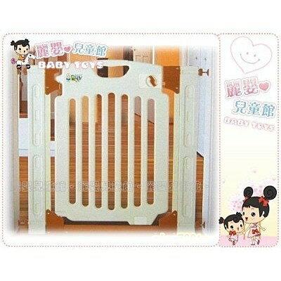 麗嬰兒童玩具館~居家安全設施-Baby Gate多柵欄安全門欄.活動式雙向自動回扣