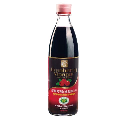 百家珍健字號蔓越莓醋600ml【愛買】