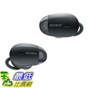 [107美國直購] (整新品非新品) Sony WF-1000X Bluetooth Wireless Noise-Canceling In-Ear Earphones w Mic