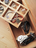 Chainloop x TAB 原木收納飾品盒 配件 居家擺設 2