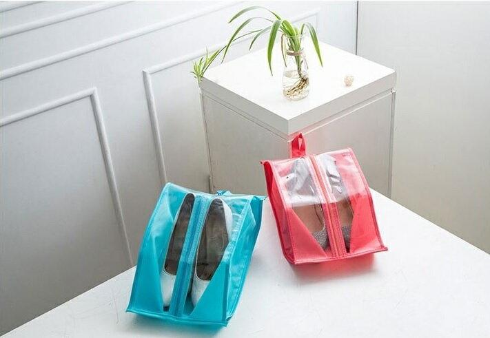 PS Mall 旅行鞋子防塵收納袋【J1121】 3