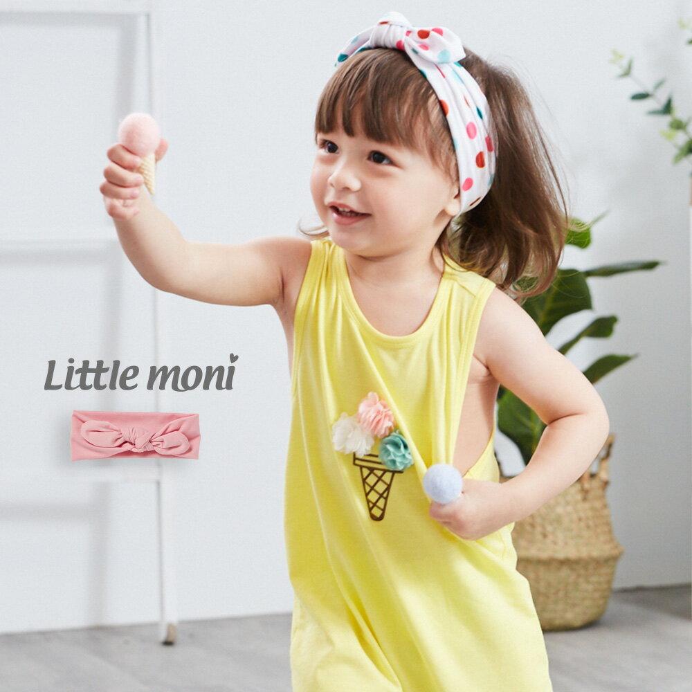 Little moni 造型髮帶-粉紅(好窩生活節) 0