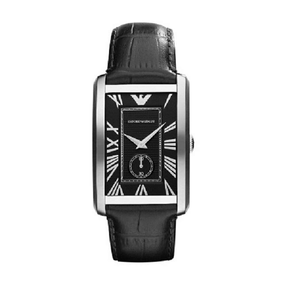 名品鐘錶城 EMPORIO ARMANI亞曼尼經典時尚錶-AR1604-原廠公司貨-30x42mm