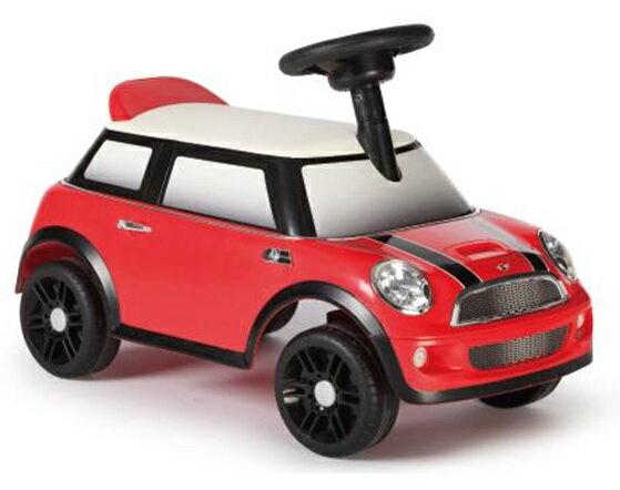 【淘氣寶寶】Mini Coopers 助步車 ZW450