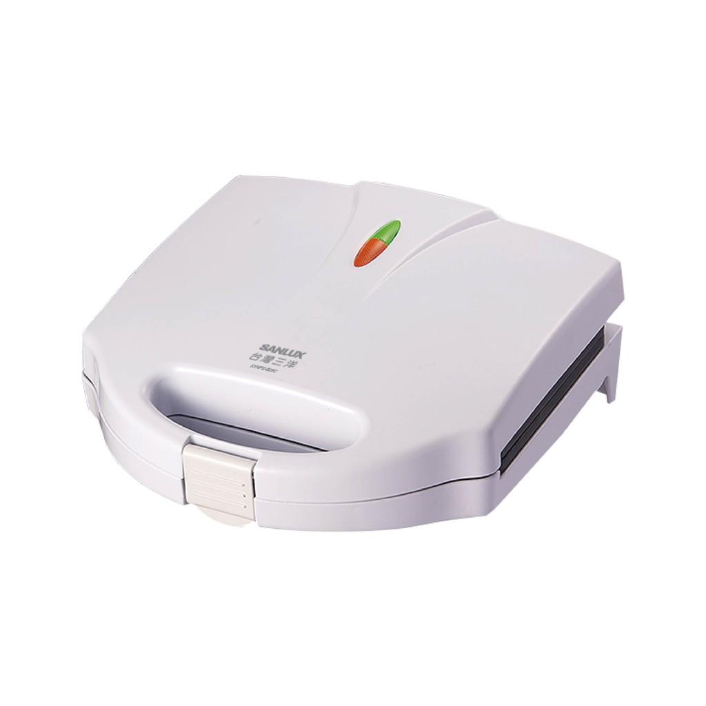 三洋電熱式鬆餅機 雙片鬆餅機 點心機 三明治機 熱壓吐司機 熱壓三明治機 吐司機 麵包機【KH067】