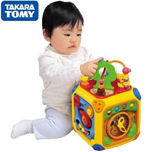 日本【TAKARA TOMY】迪士尼維尼益智盒 2