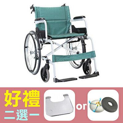 【康揚】飛揚100經濟標準型輪椅(型號SM-100.5) ~ 超值好禮2選1